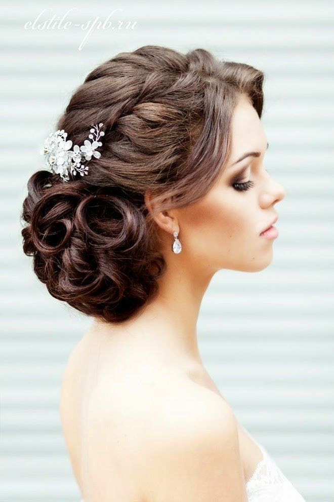 21 Glamorous Wedding  Updos  for 2019 Pretty Designs