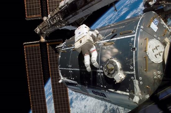 International Space Station (Credit: NASA)