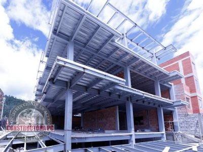 Estructuras Prefabricadas Definicion Casas De Estructura