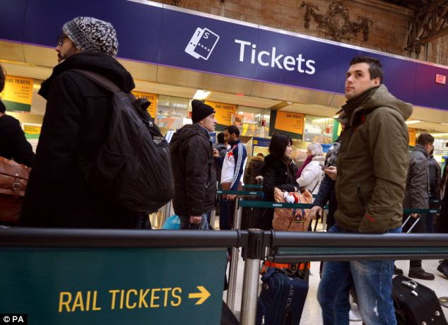 Research has found rail fares are rising so fast that the Government will be making a profit from passengers by 2018