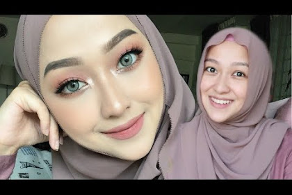 5 Inspirasi Make up Lebaran dari Youtuber