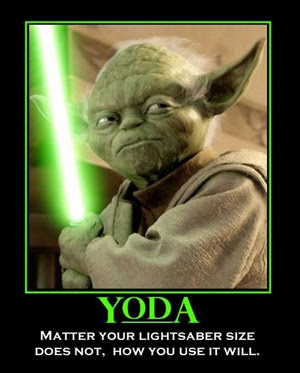 Famous Yoda Quotes Try Quote You Will