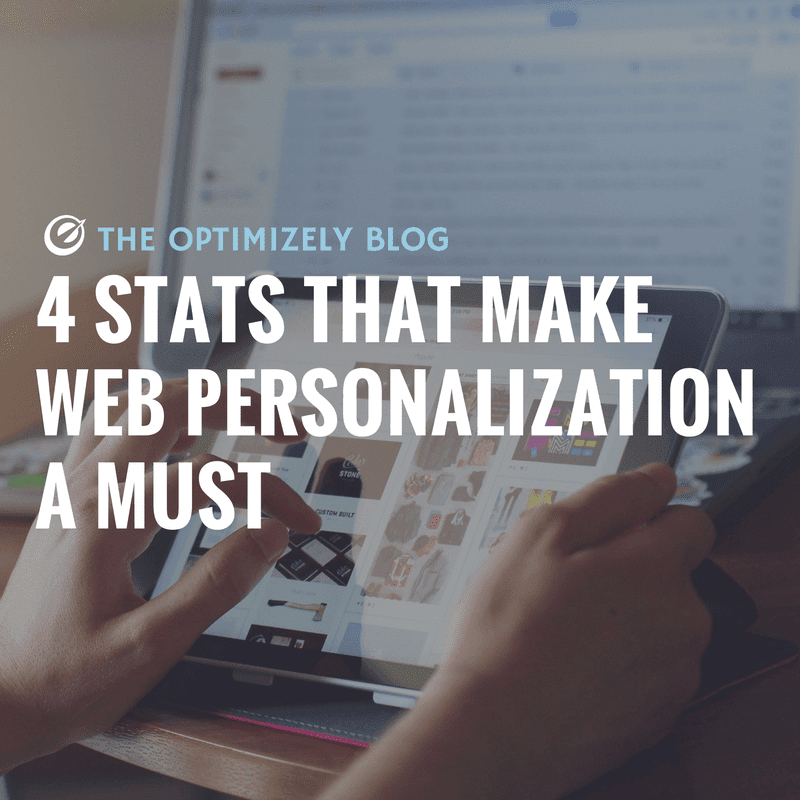 consumer-website-personalization