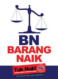 BN = Barang Naik