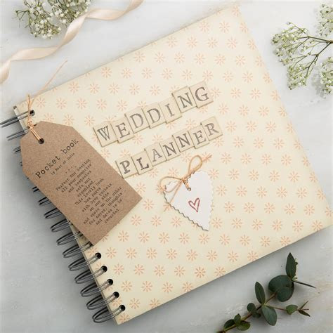wedding planner book by posh totty designs interiors