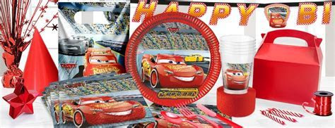 Disney Cars Party Supplies   Party Delights