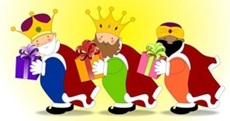 Poema Infantil Los Reyes Magos