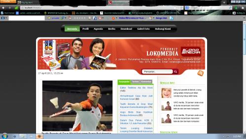 lokomedia CMS Indonesia
