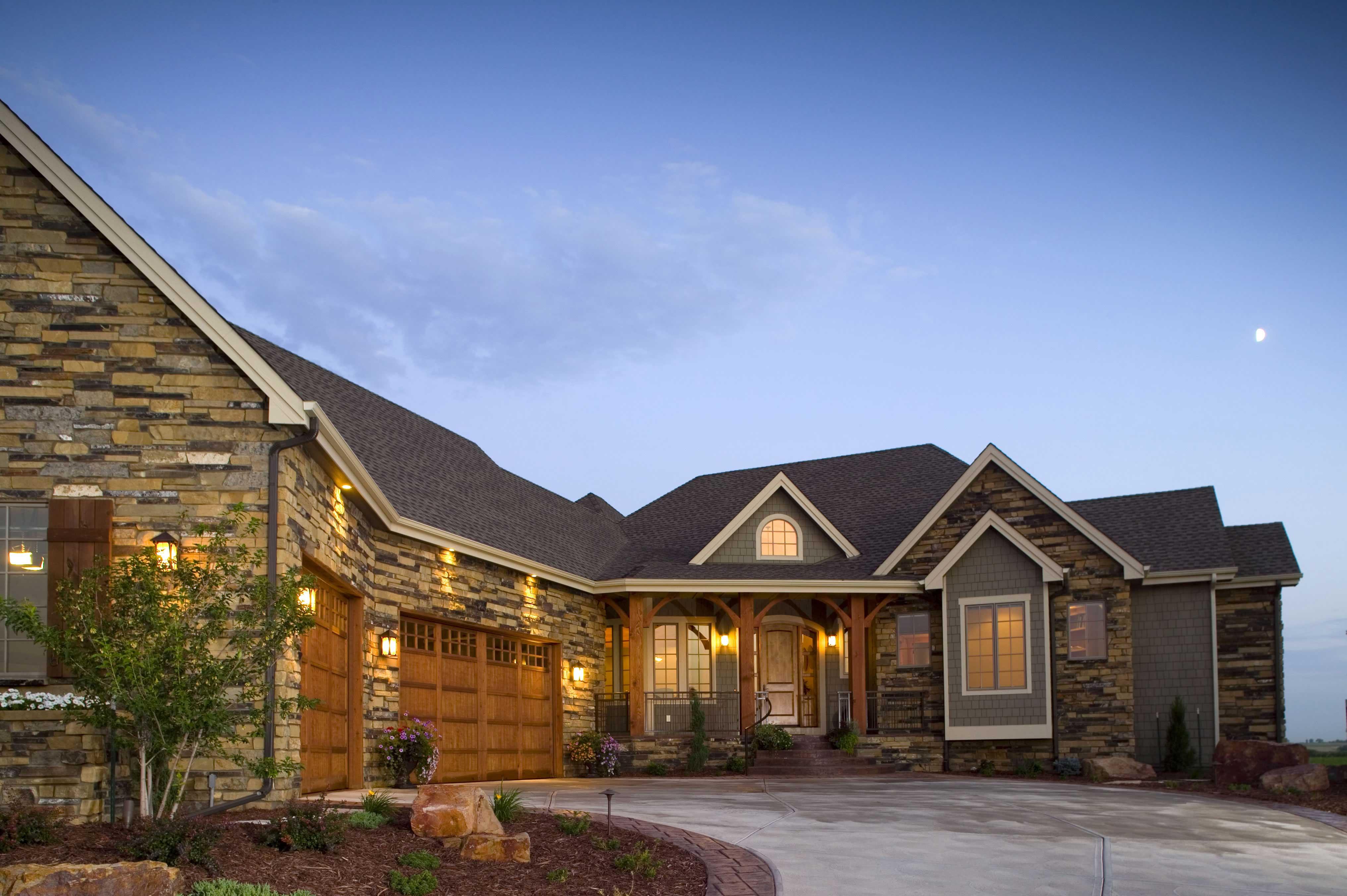 Craftsman House  Plan  Home  Plan  161 1042 The Plan