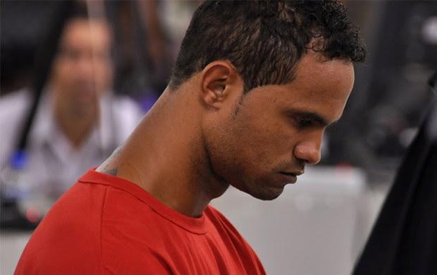 Condenação tira goleiro Bruno do Boa Esporte. (Foto: Renata Caldeira / TJMG)