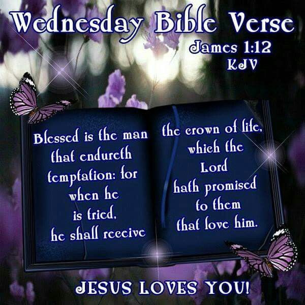 Wednesday Bible Verse Pictures Photos And Images For Facebook
