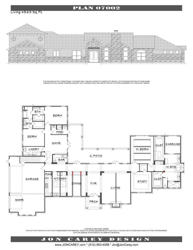 Plans Jon Carey Design Aibdcertified Professional Building Design