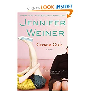 Certain Girls: A Novel