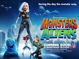 Monsters VS Aliens Review