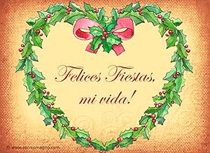 Tarjetas Y Postales Gratis De Felices Fiestas Imagenes Navidenas