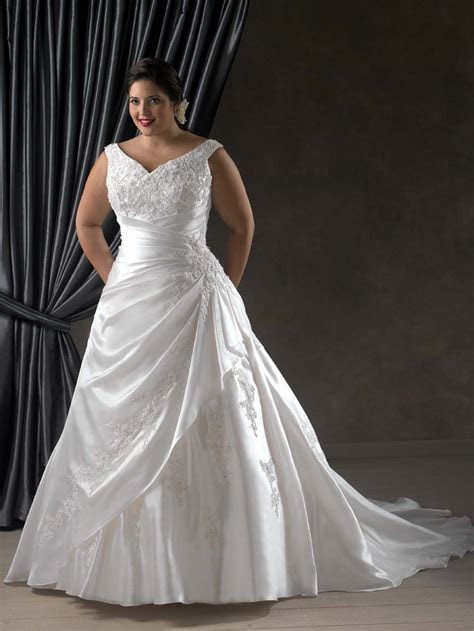 Popular plus size bridal gowns Online Superb Wedding