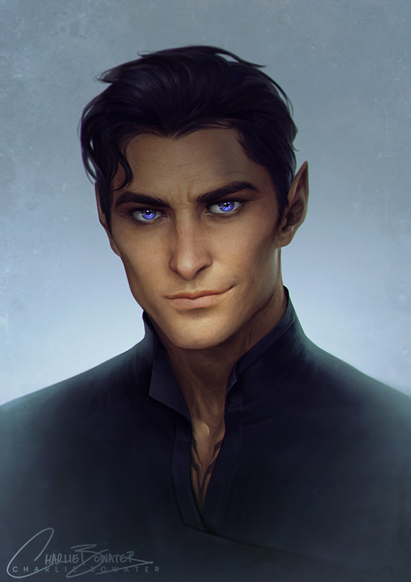 Rhys by Charlie-Bowater