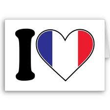 COEUR PAYS. j'aime la France