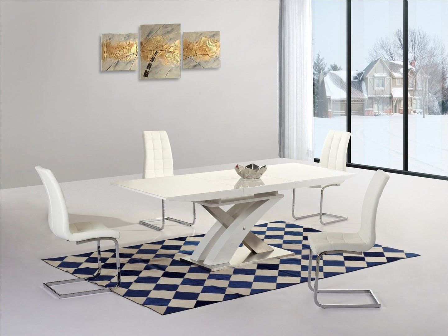 Picture of: Dining Room Decoration Dining Room Chairs Set Of 6