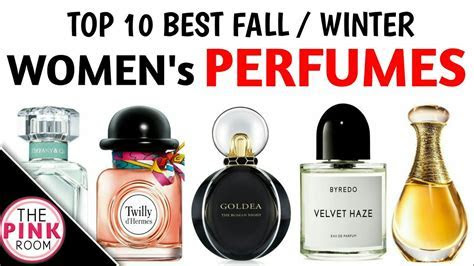 Best Perfumes for Women 2018   Fall Fragrances   YouTube