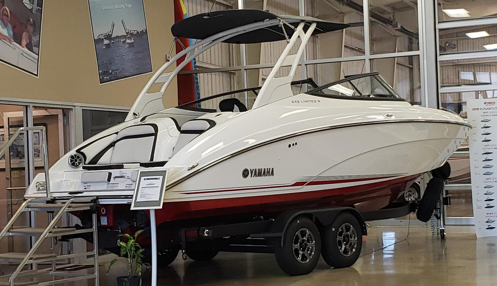 2019 Yamaha Boats 242 Limited S For Sale In Michigan City