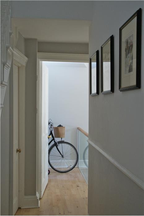Farrow and Ball Cornforth White and Strong White