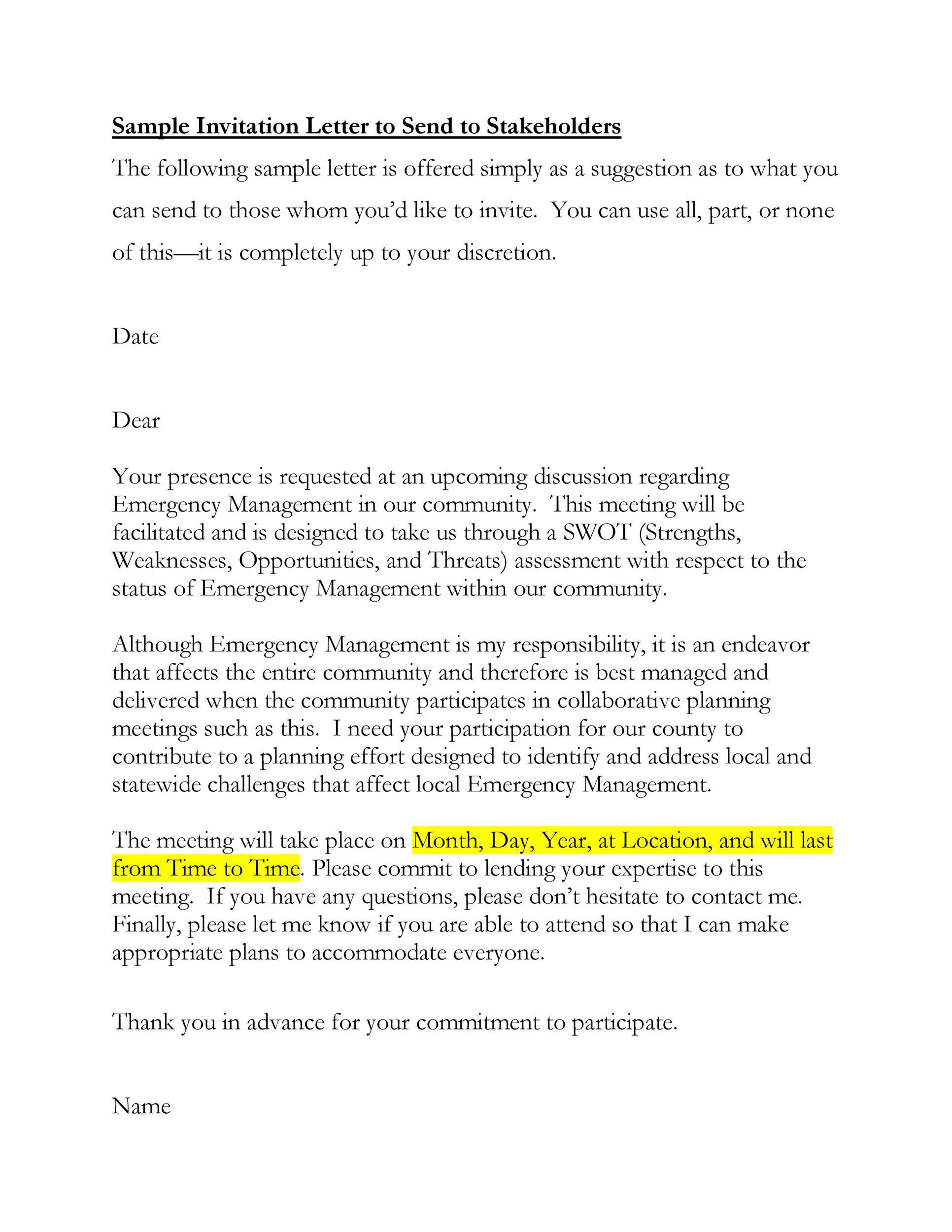 40 Pdf Invitation Letter For Event Attending In Marathi
