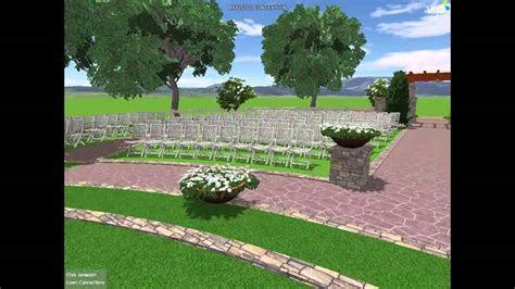 Wedding Venue Landscape Design   Weatherford, TX   YouTube