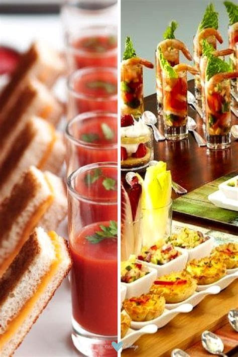 Mini Foods for Weddings: A Mini Guide to Serving Miniature