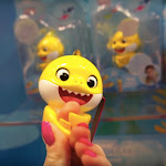 This Baby Shark Fingerling Is The *cutest* Version Of The Popular Song Yet - Romper