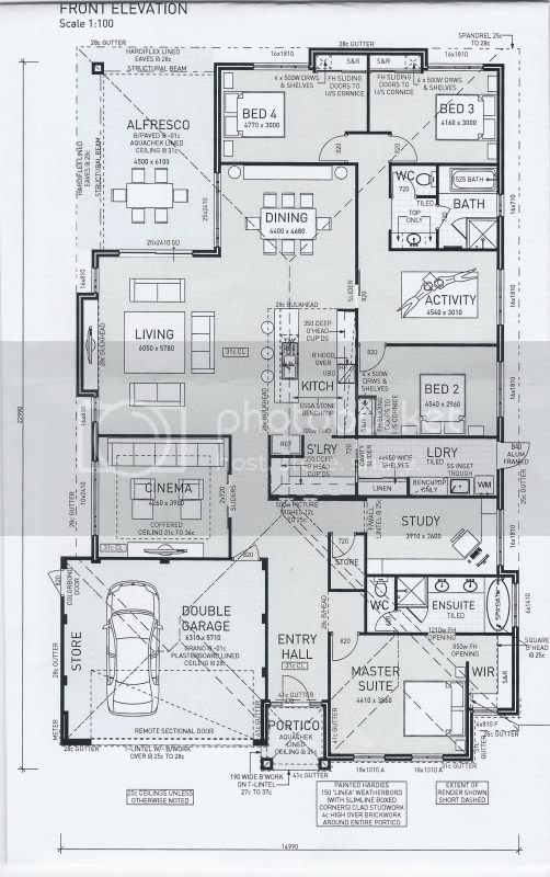 Top House Plans Kitchen with Scullery 502 x 800 · 89 kB · jpeg