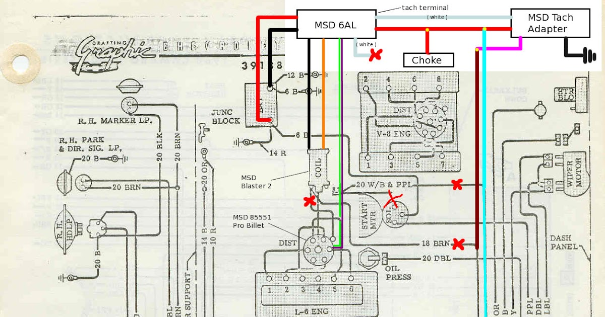 1968 Chevelle Ss Tach Wiring Diagram