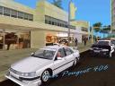 Taxi Peugeot 406 (de la pelicula TaxiExpress)