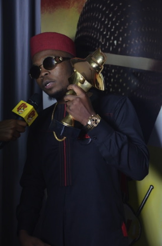 The Headies 2013 Olamide Photos: Olamide Dominates 2013 HEADIES Awards With 3 Wins + Full List of All Winners