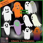 Ghost Templates 1 CU4CU