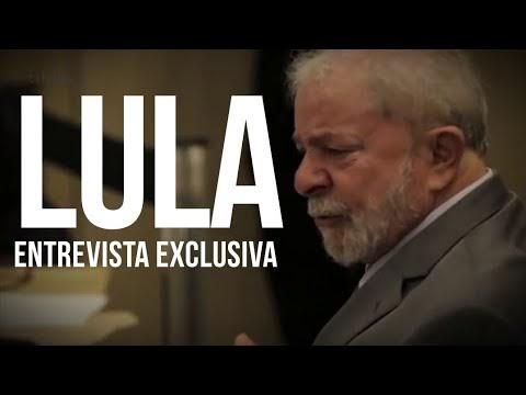 Exclusivo entrevista de Lula