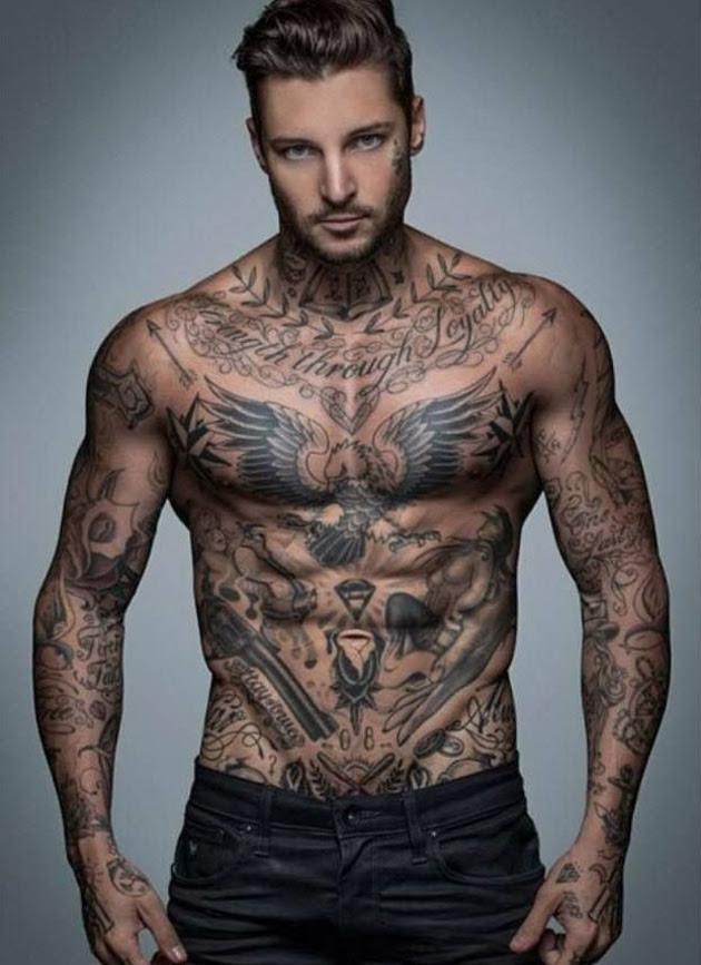 Inked Guy Best Tattoo Design Ideas