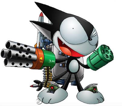 Download 97+  Gambar Kucing Robot Paling Keren HD