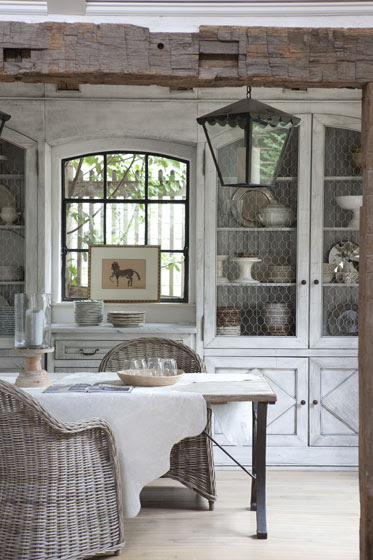 Modern country style jill brinson 39 s modern country for Creative director of interior design