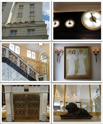 Hotel Esplanade Zagreb by Anna Amnell