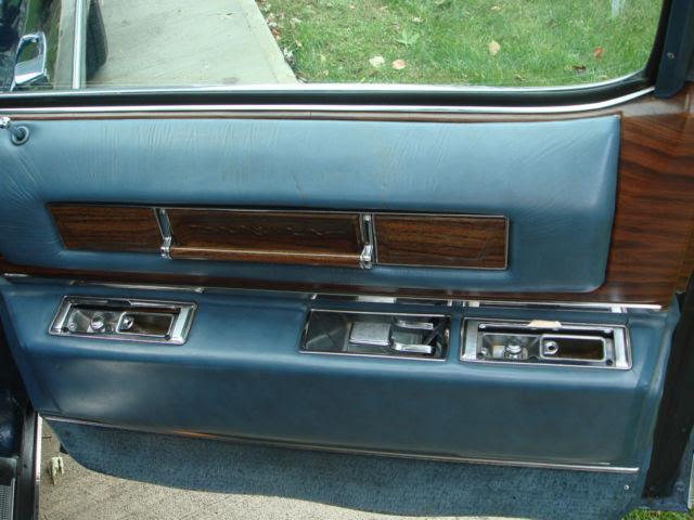 1976 Cadillac Fleetwood 75 Limousine 4-Door 8.2L - Classic ...