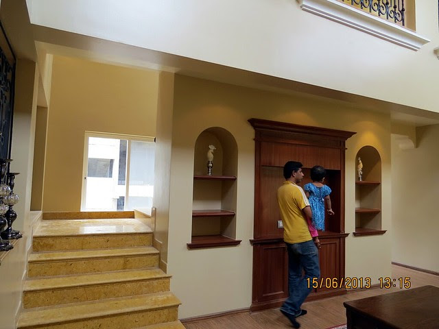 Family Room on the 1st Floor - Visit Westernhills, Villas & Townhouses at Sus - Baner Pune
