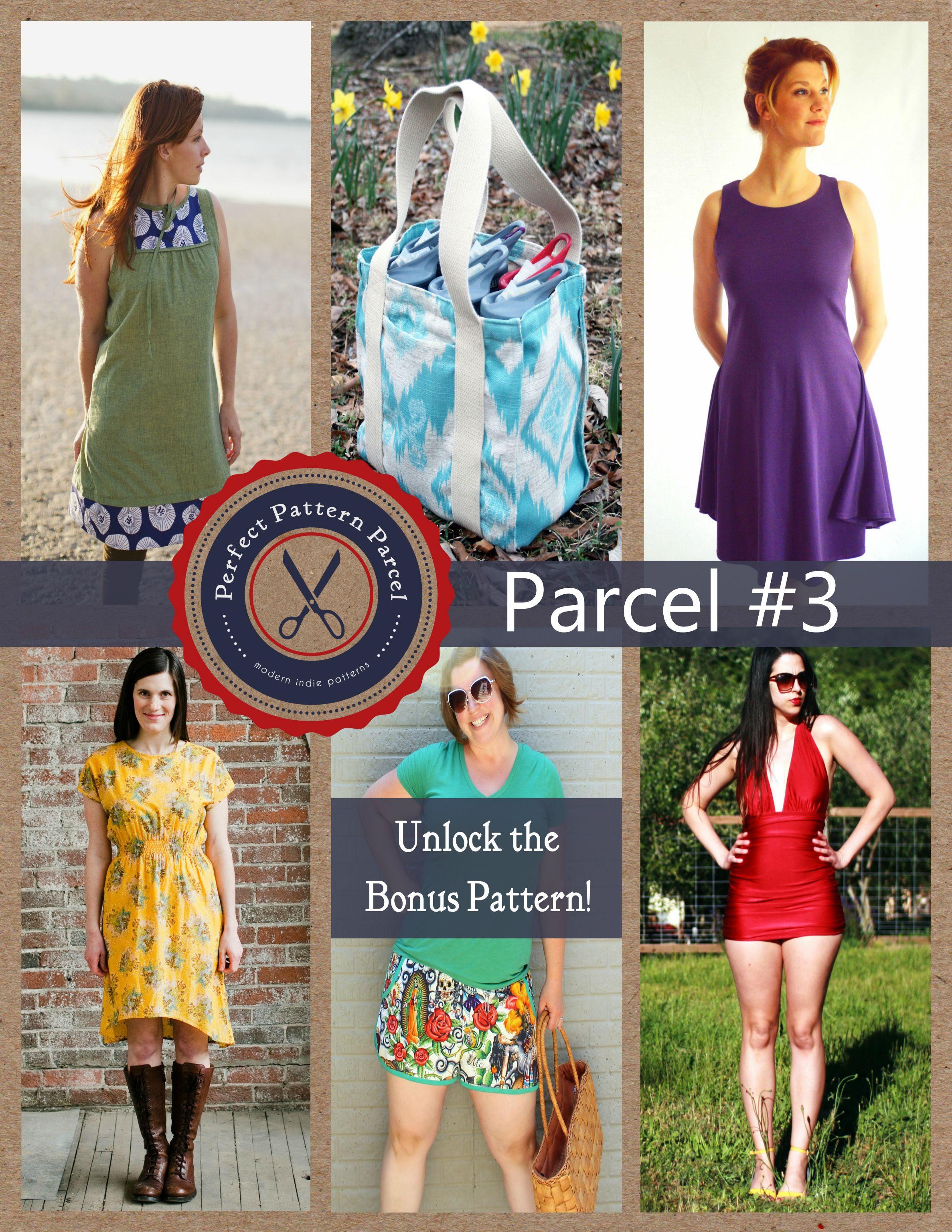 Pattern Parcel #3