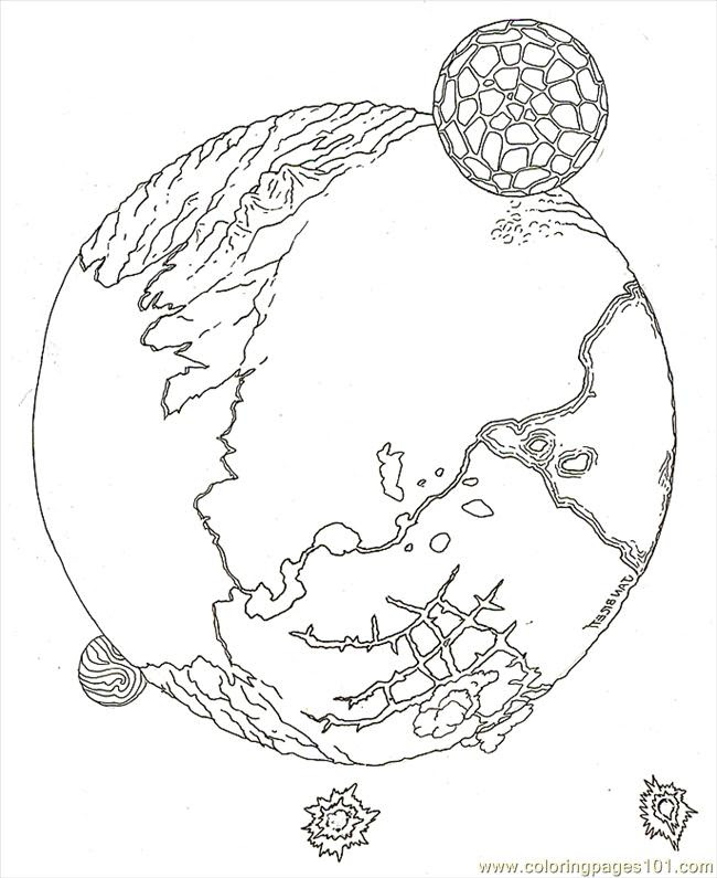 Download Astronomy Coloring Pages - Coloring Home