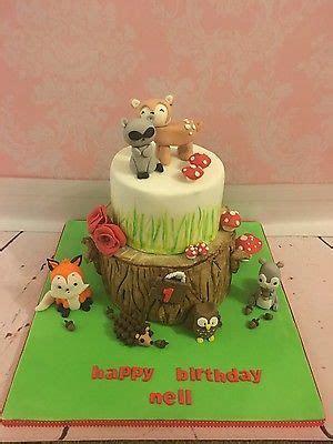 Woodland Cake Toppers   Shop Woodland Cake Toppers Online