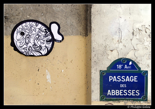 Poisson des Abbesses - Nemi