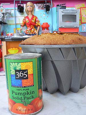 brabie et pumpkin bundt cake.jpg