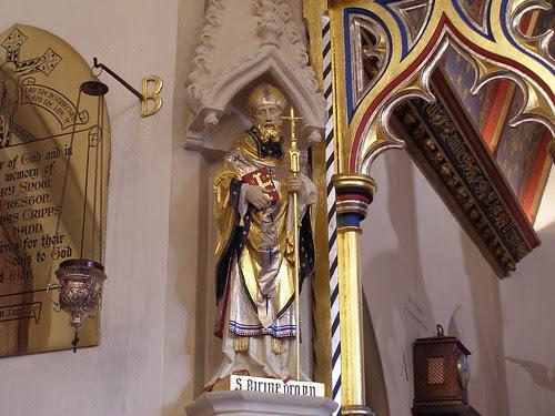 St Birinus Dorchester - St Birinus3