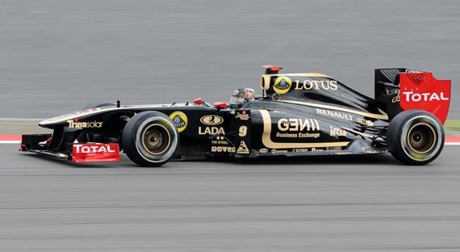 Nuovi scarichi in casa Lotus -Renault