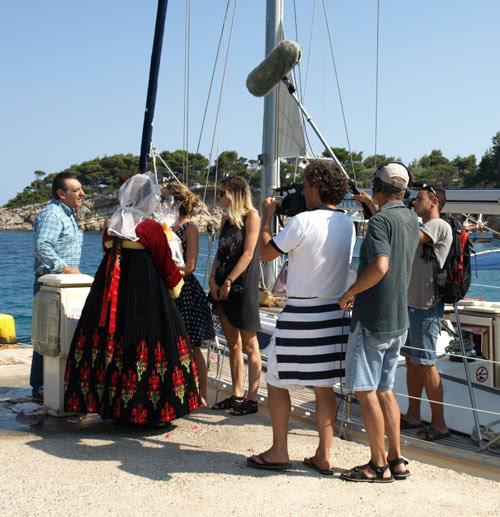 Θεματική προβολή της Αλοννήσου  ~ ΑΝΟΙΓΜΑ ΣΤΗΝ ΙΤΑΛΙΚΗ ΑΓΟΡΑ